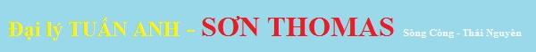 Đại lý Tuấn Anh - Sơn THOMAS  -  TP Sông Công - Thái Nguyên