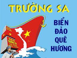 Trường sa & Hoàng sa thuộc về Việt Nam