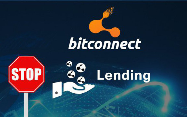 Nền tảng cho vay tiền mã hóa Bitconnect dừng hoạt động, giá trị sụt giảm 10 lần