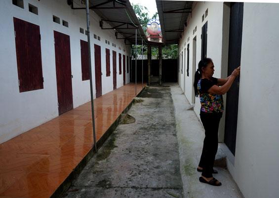 Thị xã Phổ Yên: Loay hoay chuyện nhà trọ, thuê trọ